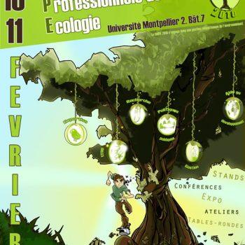 affiche du salon SMPE 2010 à Montpellier