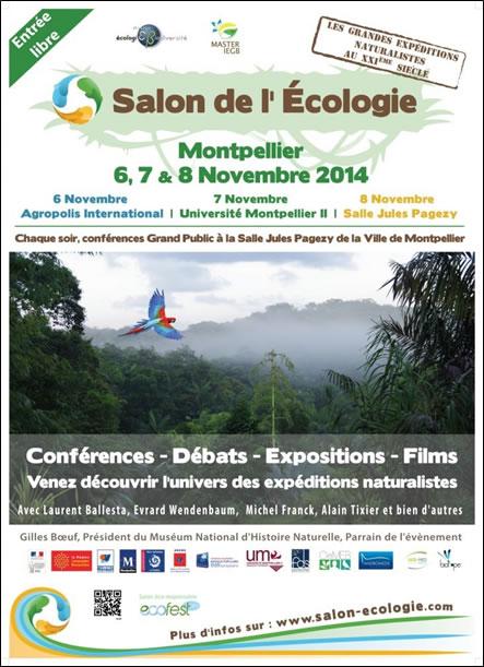 salon de l'écologie 2014
